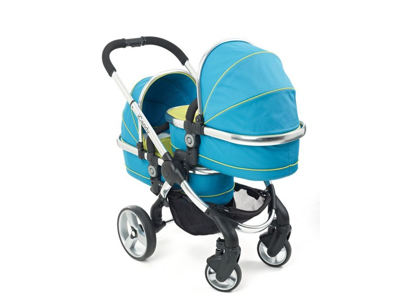 iCandy PEACH UPPER CARRYCOT SWEET PEAR